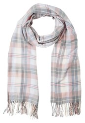 Gap Woodsy Scarf Potpourri Pink Rose