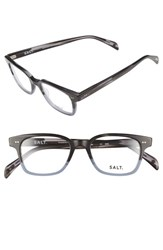 Women's Salt 'Yc' 49Mm Optical Glasses Matte Monsoon Gradient