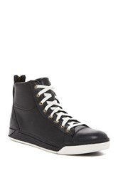 Diesel Tempus Diamond Mid Sneaker Black
