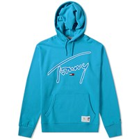 Tommy Jeans Signature Hoody Blue