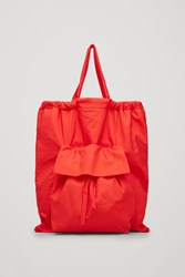 Cos Gathered Tote Bag