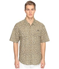 Vivienne Westwood Anglomania Lee Bowling Shirt Leopard