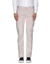 Re Hash Trousers Casual Trousers Men Light Pink