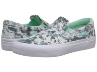 Dc Trase Slip On Sp Grey Feather Camo Women's Skate Shoes Gray