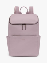 Matt And Nat Dwell Collection Brave Vegan Backpack Whisper Pink