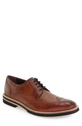 Ted Baker Men's London 'Archerr 2' Wingtip Tan