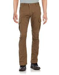 Dockers Slim Tapered Cargo Pants Brown
