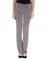 Alpha Massimo Rebecchi Trousers Casual Trousers Women Grey