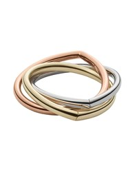 Fossil Rings Silver