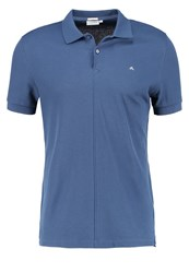 J. Lindeberg J.Lindeberg Rubi Slim Fit Polo Shirt Blue