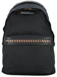 Stella Mccartney Falabella Go Backpack Black