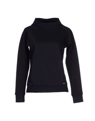 Dekker Topwear Sweatshirts Women Dark Blue