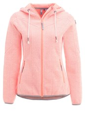 Icepeak Lida Fleece Dunkel Orange Coral