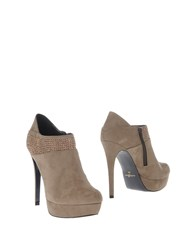 Grace Booties Grey