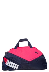 Puma Evospeed Medium Bag Sports Bag Peacoat Plasma Red White Blue