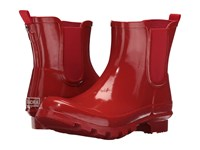 Tundra Boots Casey Red Women's Rain