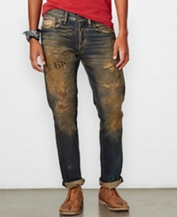 Denim And Supply Ralph Lauren Slim Fit Squadron Jeans