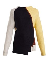 Sportmax Liegi Sweater Navy Multi