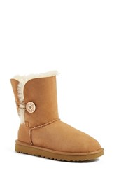 Ugg Women's 'Bailey Button' Genuine Shearling Lined Boot