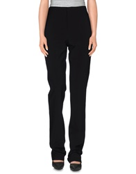 Jil Sander Casual Pants Black