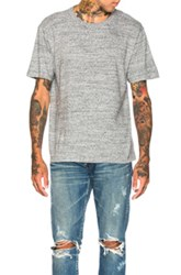 Simon Miller Garcon Tee In Gray