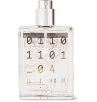 Escentric Molecules Molecule 04 Eau De Toilette Javanol 30Ml Colorless