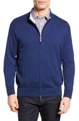 Peter Millar Men's Crown Soft Full Zip Cardigan
