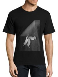 Tee Library Judo Cotton Black