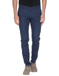Roberto Pepe Casual Pants Blue