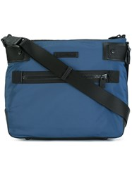 Emporio Armani Messenger Bag Blue