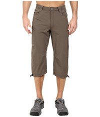 Outdoor Research Ferrosi 3 4 Pants Mushroom Men's Casual Pants Gray