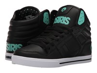 Osiris Clone Glam Metal Men's Skate Shoes Black