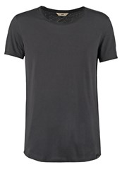 Lee Basic Tshirt Washed Black