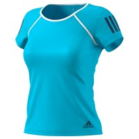 Adidas Tennis Club T Shirt Blue