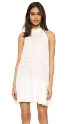 Lovers Friends Star Chaser Dress Ivory