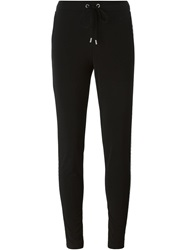 Michael Michael Kors Studded Track Pants Black