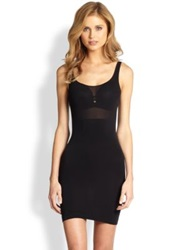 Wolford Individual Nature Forming Dress Nude Black