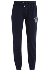 Russell Athletic Tracksuit Bottoms Blau Blue