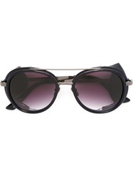 Frency And Mercury 'California' Sunglasses Black