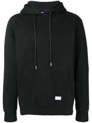 Stampd Hooded Sweatshirt Black