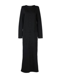 Superfine Long Dresses Black
