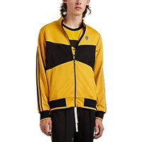 Ovadia And Sons Betar Tech Jersey Track Jacket Yellow