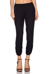 Eight Sixty Rouged Pant Black