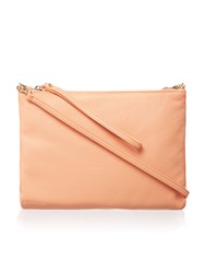 Coccinelle Minibag Pouch Cross Body Bag Pink
