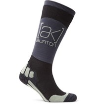 Burton Endurance Stretch Knit Socks Black