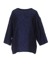 Collection Privee Blouses Dark Blue