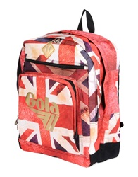 Gola Backpacks And Fanny Packs Red