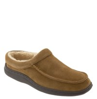 L.B. Evans 'Edmonton' Slipper Tan