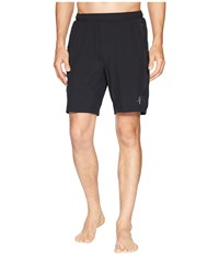 Toes On The Nose Jaws Volley Trainer Shorts Black