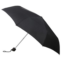 Fulton Minilite Umbrella Black